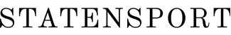 Statensport Logo